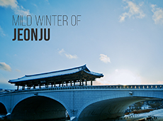 Mild winter of Jeonju